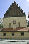 New Old Synagogue in Prague